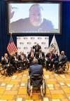 Paralyzed Veterans of America Elects U.S. Marine Corps Veteran...