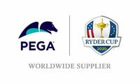 Pega will be a worldwide supplier of the 2021 and 2023 Ryder Cup