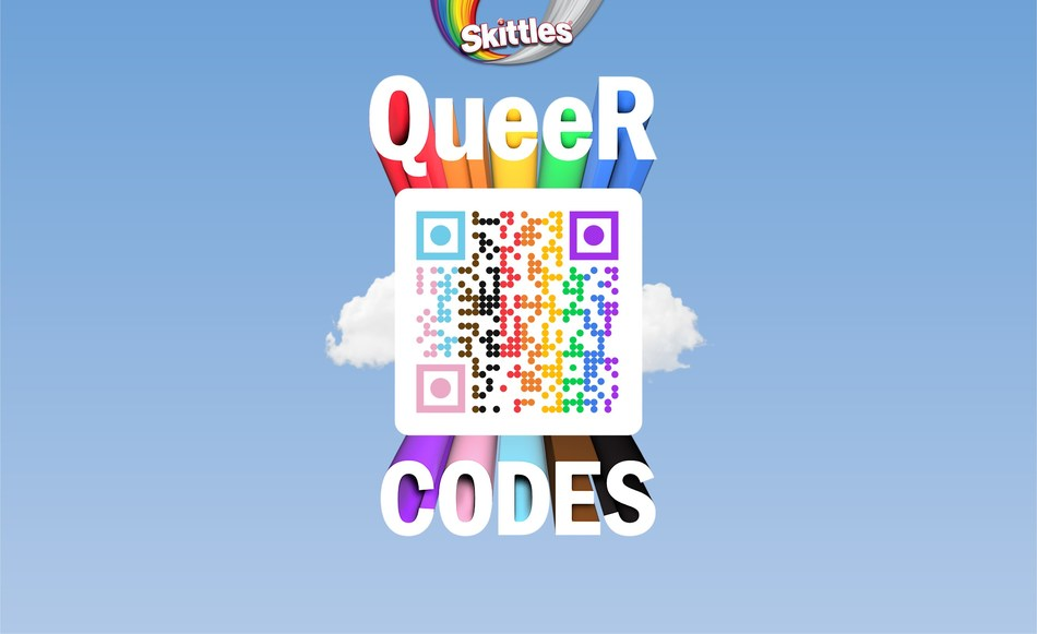 SKITTLES® QueeR Codes
