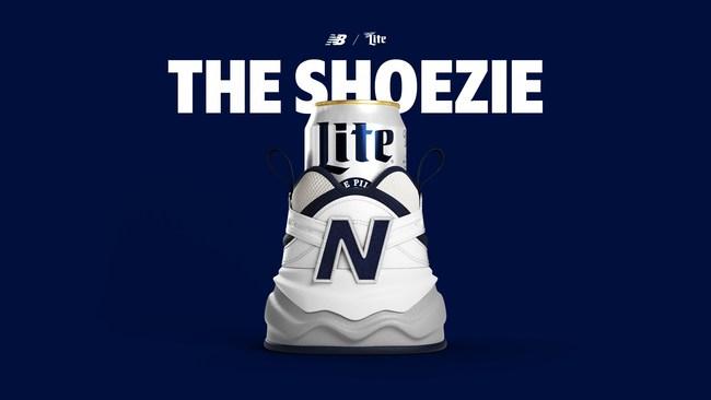 Miller Lite Shoezie