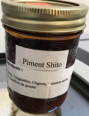 Piment Shito (Groupe CNW/Ministère de l'Agriculture, des Pêcheries et de l'Alimentation)