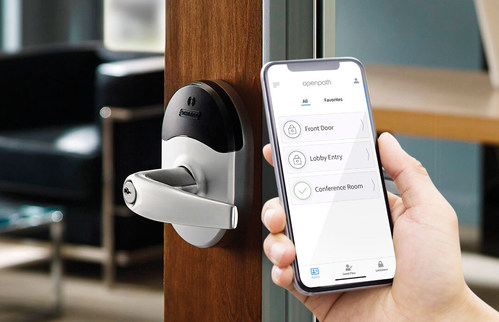 Openpath's Wireless Unlock with Schlage Wireless Locks