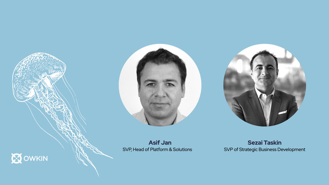 Asif Jan and Sezai Taskin bring the Owkin team an accumulated 30 years of experience in the pharmaceutical industry.