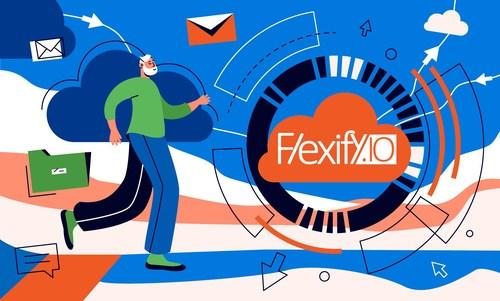 Flexify.IO Integrates Dropbox Support