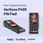 Cardknox Announces Support for Verifone's Next-Gen P400 Payment...
