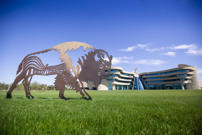 First Nations University of Canada Regina campus (CNW Group/BMO Financial Group)