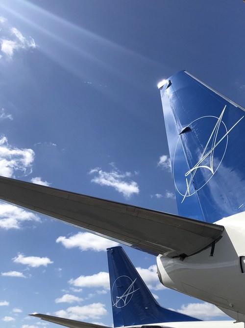 iAero Airways fleet