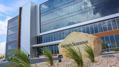 Nature's Sunshine's HQ in Utah