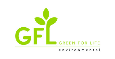 Logo: GFL Environmental Inc. (CNW Group/GFL Environmental Inc.)
