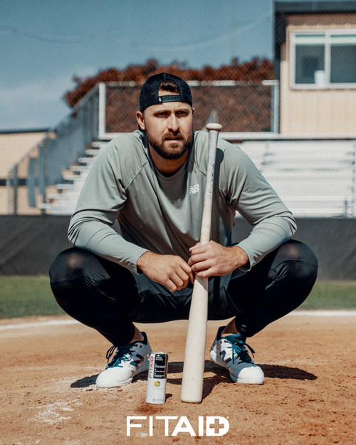 Professional baseball player Joey Gallo signs with FITAID