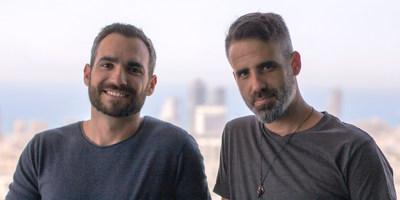 Comunix Co-Founders Or Ben Shimon and Idan Shriki