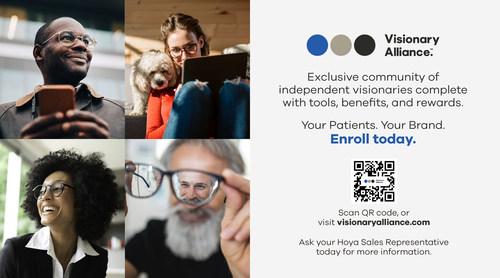 HOYA Vision Care, North America - Visionary Alliance