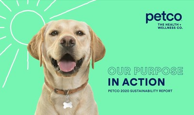 Petco Publishes First Sustainability Report