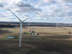 RWE's Scioto Ridge Wind Farm in operation...