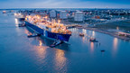 Excelerate Energy's FSRU Exemplar Returns to Bahia Blanca