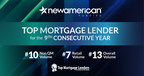 New American Funding Makes Scotsman Guide's Top Mortgage Lender...