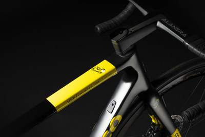 Italian bicycle manufacturer is releasing the first-ever official Tour de France bicycle in time for this year's race which begins on June 26.