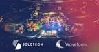 Solotech acquiert Waveform Entertainment, un joueur clé en solutions esports et événements virtuels, et franchit une nouvelle étape!