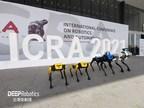 DEEP Robotics sorgt auf der ICRA 2021 mit der Jueying-Serie von...