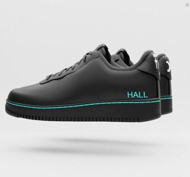 Bryce Hall Team Sneaker - https://cybertino.com/nft/29c6cb6f-4c31-4b1e-81bd-5a53275bc2f9