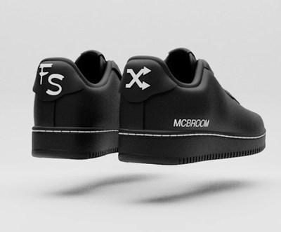 Austin McBroom Team Sneaker - https://cybertino.com/nft/fba3642e-65dd-4174-961c-a46be4085c71