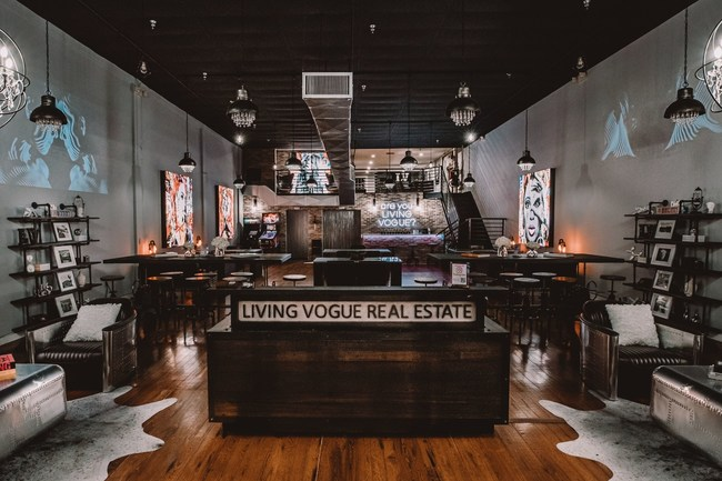 Living Vogue Real Estate Announces Expansion with Additional Storefront in The Mall at University Town Center.