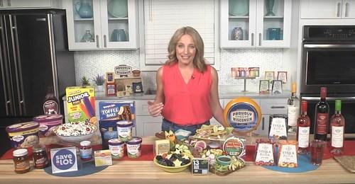 Summer Treat Ideas with Chef, Recipe Creator and TV Host Julie Hartigan