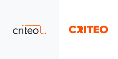 Criteo Logo Before and After