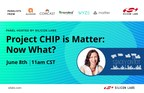 """Stacey on IoT & Silicon Labs Host """"Project CHIP is Matter:..."""
