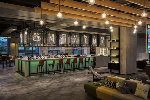Moxy Shanghai Hongqiao CBD Bar