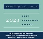 Voltaiq Lauded by Frost & Sullivan for Its Ground-breaking Battery Analytics Platform, Enterprise Battery Intelligence™