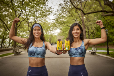 Forever Living Products is proud to announce twin mountaineers Nungshi and Tashi Malik have joined the company as brand ambassadors. Photo credit: Nick Woodward-Shaw