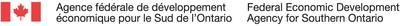 Federal Economic Development Agency for Southern Ontario Logo (CNW Group/Federal Economic Development Agency for Southern Ontario)
