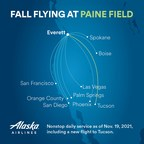 Alaska Airlines to resume full schedule at Paine Field by spring...