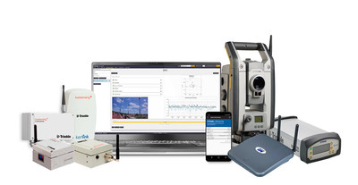 Trimble Expands its Geospatial Automated Monitoring Portfolio with Worldsensing Geotechnical IoT Solutions