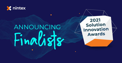 Nintex today announced the finalists for its 2021 Nintex Solution Innovation Awards program across 15 categories. The annual awards program recognizes organizations in the Americas, Asia Pacific, and Europe Middle East and Africa regions that have successfully leveraged Nintex software solutions to improve the way people work.
