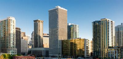 Digital Realty's Westin Building Exchange in downtown Seattle.