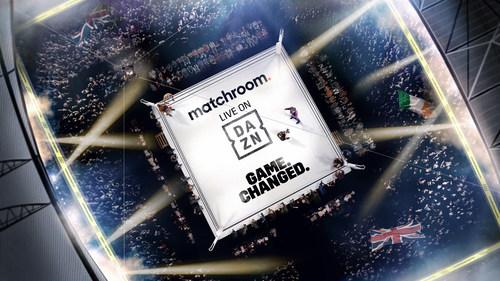 DAZN x Matchroom UK