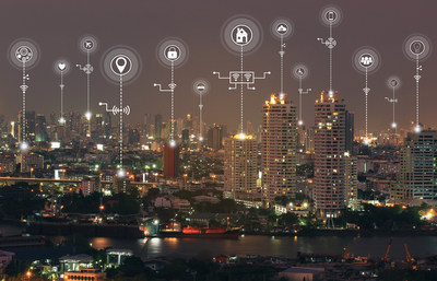 Connected homes and buildings