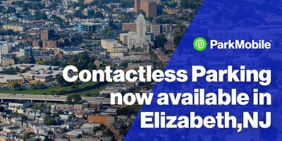 The ParkMobile app is now available at nearly 2,000 on and off-street spaces throughout the City of Elizabeth, NJ. Residents and visitors now have a safer and easier way to pay for parking.