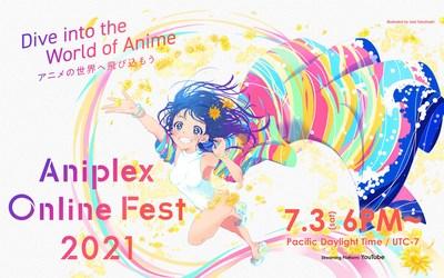 Aniplex Online Fest 2021 Announces Music Artist Line-Up