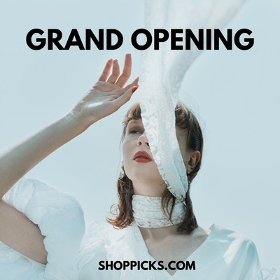 Online Premium Brands Flash Sale Platform'SHOPPICKS' Is Officially Opened. Free delivery sitewide 23/6-2/7