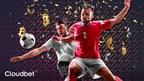 Cloudbet stellt neue Seite für deutsche Fans und Bitcoin Wettangebote zur EM 2021 vor