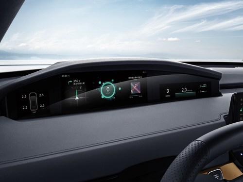 BlackBerry and BiTECH Team Up To Build Safe, Reliable Digital LCD Instrument Cluster For Changan's Newly Launched UNI-K SUV