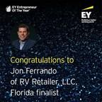 EY Announces Jon Ferrando of RV Retailer as an Entrepreneur of...