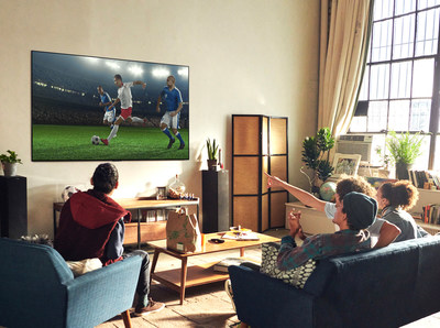 LG Electronics announced the launch today of the fuboTV (NYSE: FUBO) app on its webOS Smart TVs (2018-2021 models) in the U.S., including its award-winning, best-in-class LG OLED TV lineup.