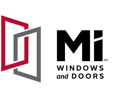 MI Windows and Doors Logo (PRNewsfoto/MI Windows and Doors)