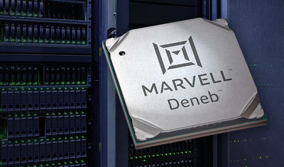 Marvell expands its market leading Coherent Digital Signal Processor portfolio with the new Deneb™ ultra-low power, multi-mode 400G DSP.
