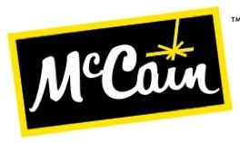 McCain Foods Logo (CNW Group/McCain Foods)
