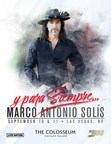 Marco Antonio Solís To Celebrate Mexican Independence Day Weekend ...